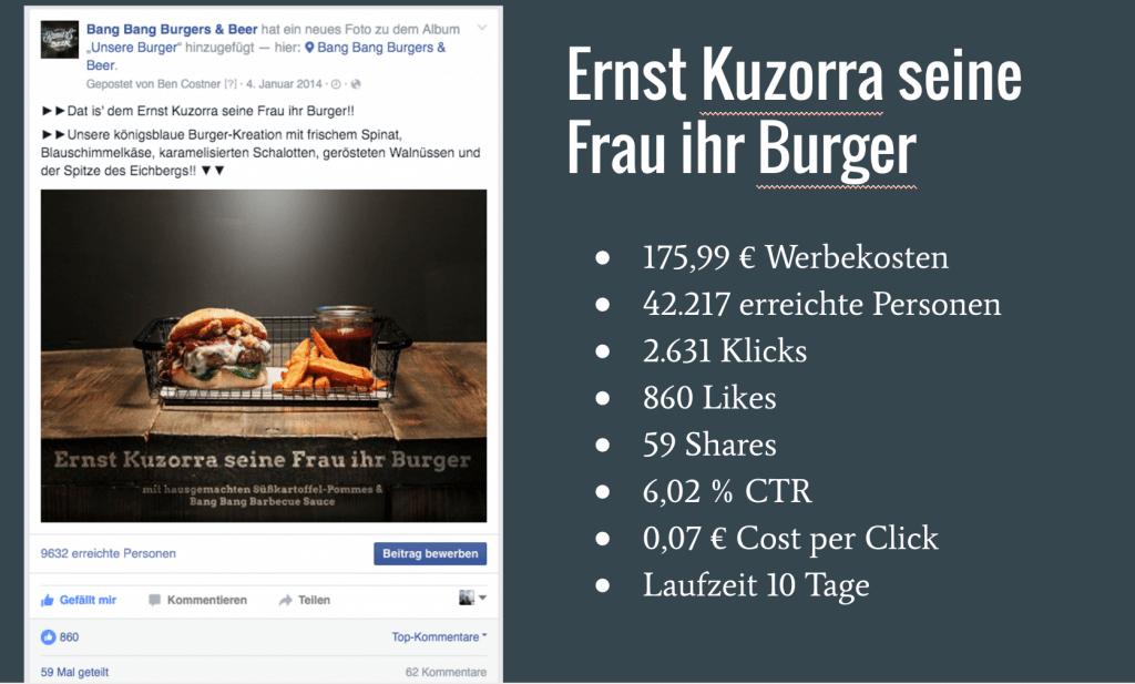 Ernst_Kuzorra_seine_Frau_ihr_Burger-Facebook-Anzeige-fuer-Restaurant