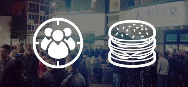 Wie wir 30000 Burger mit Facebook Anzeigen verkauft haben