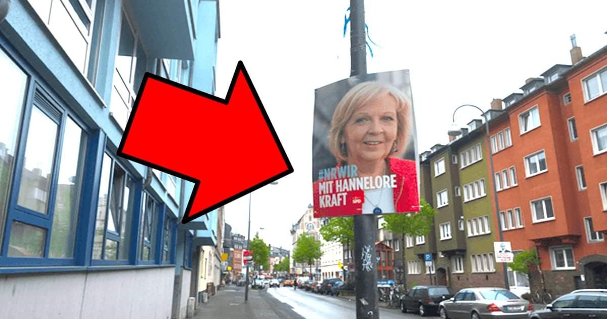 #NRWAS – Während Trump mit Facebook Ads Wahlen gewinnt, drucken deutsche Parteien noch immer Hashtags auf Plakate!