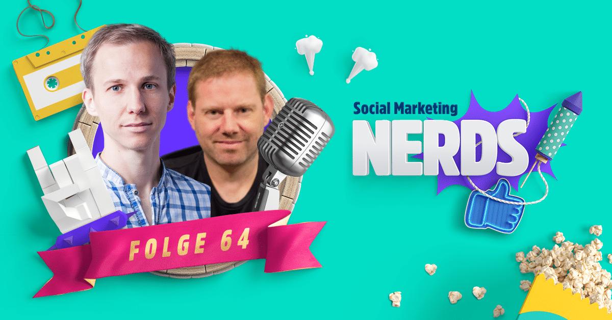 Nerds Podcast mit Daniel Stauber – Warum du nicht (mehr) ins Ads Reporting schauen solltest