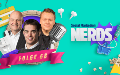 Nerds Podcast mit Thomas Besmer & Thomas Hutter – Maximale Skalierung entlang der Full Customer Journey