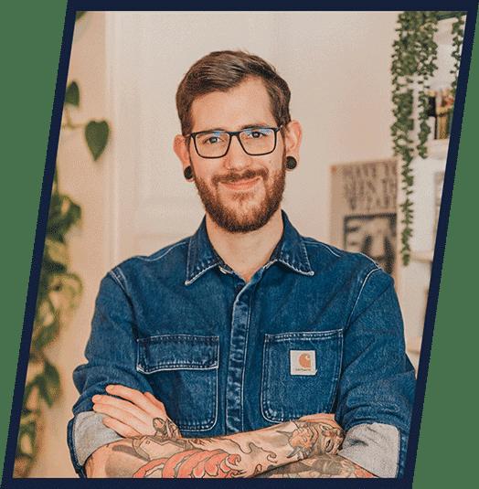 Philipp Steuer, CEO und Gründer Kupfergrün