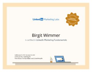 LinkedIn Marketing Fundamentals